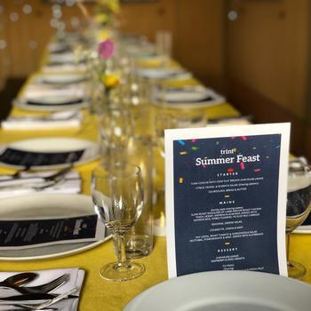 Trint - Our Summer Feast!