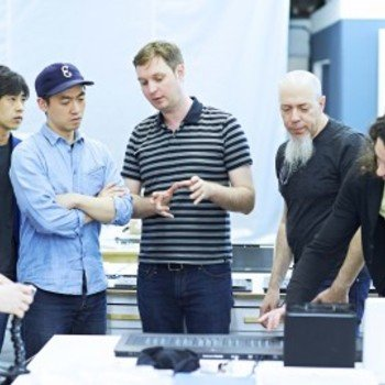 ROLI - ROLI team production meeting - sharing ideas and making sure we get it right.