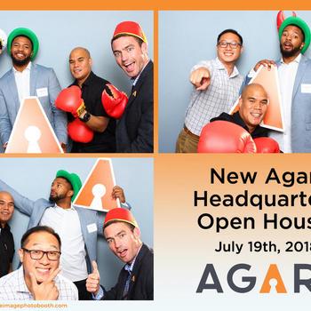 Agari, Inc - Having some Photo Booth Fun!