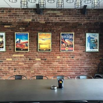 LoungeBuddy - The Board Room at the LB Office