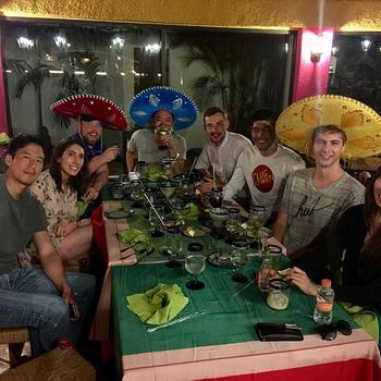 LoungeBuddy - Enjoying a fiesta in Puerto Vallarta