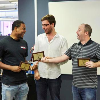 Mark43 - Best Internal Tools Hackathon winners - 2018