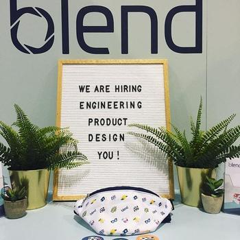 Blend - We are ramping up hiring at Blend, visit https://blend.com/careers/ to see more.