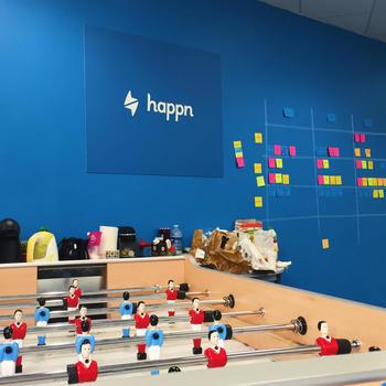 Happn - Company Photo