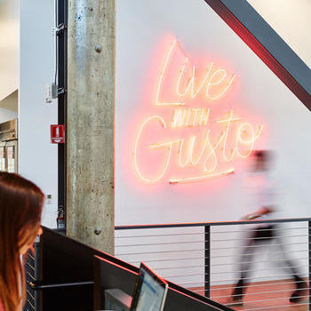 Gusto - Live #withGusto!