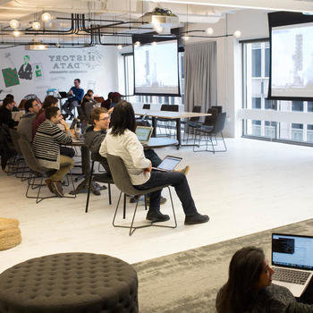 Civis Analytics - Scientific milestones are worth watching together