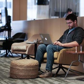 Civis Analytics - Multiple work environments fuel creative ideas
