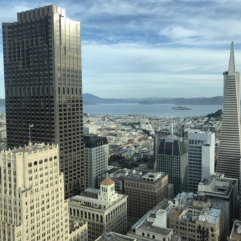 Wish - Our San Francisco office has a spectacular view.