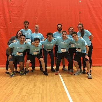 Veson Nautical LLC. - Members of our Boston team participated in the annual BUILD Boston e-Games, and nearly won the dodgeball final.