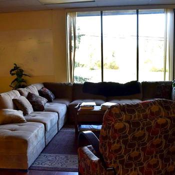 CrystalCommerce - Employee Lounge (and sleeping area).