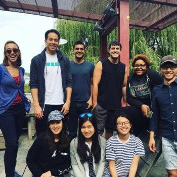 Boxed - Volunteer Day at Riverside Park