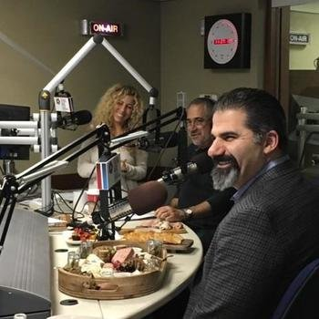 Dante Consulting, Inc. - Pierre on the radio in DC