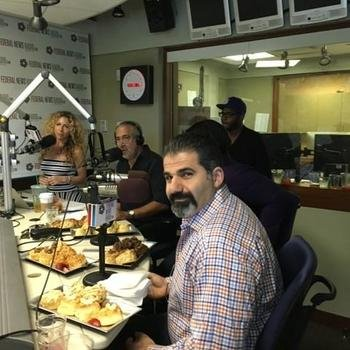 Dante Consulting, Inc. - Pierre back on the radio in DC
