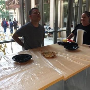 Dante Consulting, Inc. - Dante's University of Texas Pie Eating Contest