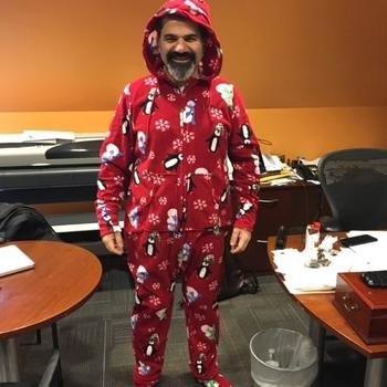Dante Consulting, Inc. - Pajama Day