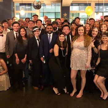 YOYO WALLET LIMITED - Having a GREAT Gatsby themed Christmas party!