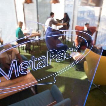 MetaPack - We also have some pretty cool chill out zones in the office