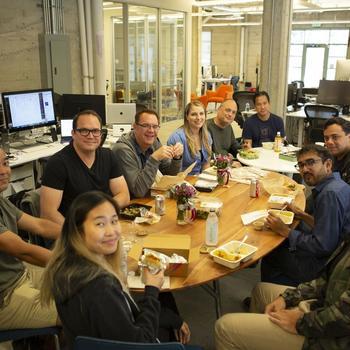 Airtime Media - Palo Alto Airteam group lunches