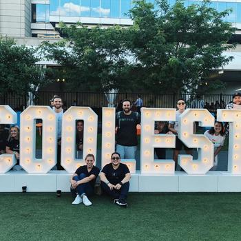"""Buildium LLC - Our team was recognized as the """"Most Philanthropic: at BostonInno's Best Fest this year! 