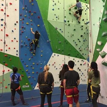 EventMobi - Mobiers reaching new heights during a Team Outing!