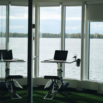 EventMobi - Bright Beautiful Office