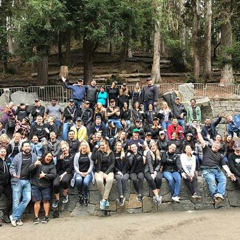 Splunk - Volunteering? We dig it...literally. Not even @karlthefog could keep the Bay Area Marketing team from getting into the #Splunk4Good groove at San Francisco's Stern Grove Park. #splunklife
