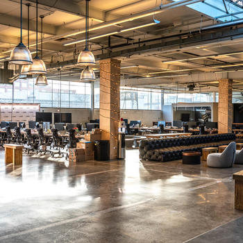 Cameo - Our new offices in Fulton Market 😍