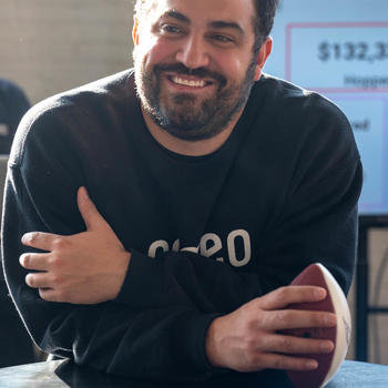 Cameo - Our CEO, Steven Galanis