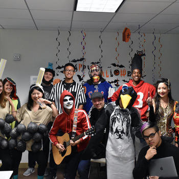 Sensor Tower - Our annual office Halloween party