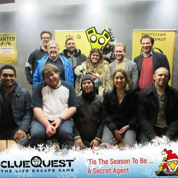 Keo - we are nerdy enough to enjoy escape rooms
