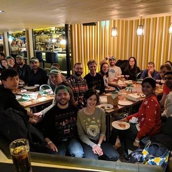 Tray.io - Engineering Christmas Party 2018