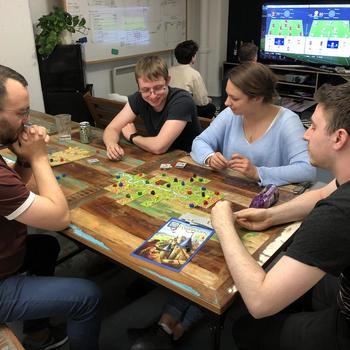 Tray.io - Thursday is games night