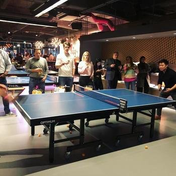 Winmore - 2019 Kickoff with a ping pong tournament  @ Spin