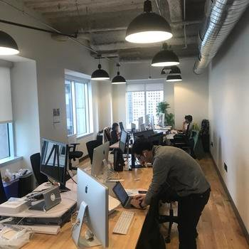 Winmore - SF Office #2: Corporate WeWork 19th floor