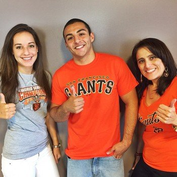 Ask Media Group - Go Giants! (And A's)