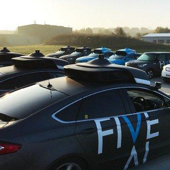 Five AI Limited - Company Photo