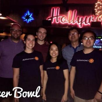 Everquote, Inc. - EverBowl bowling team
