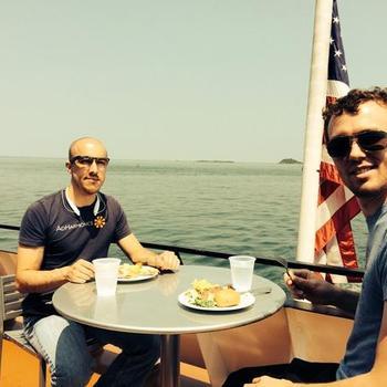 Everquote, Inc. - Boston Harbor Boat Cruise