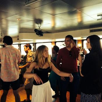 Everquote, Inc. - What's a boat cruise without an EverQuote dance party?