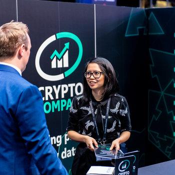 CryptoCompare - Company Photo