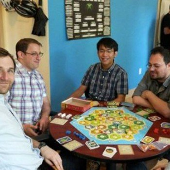 TechChange - We enjoy a board game or two
