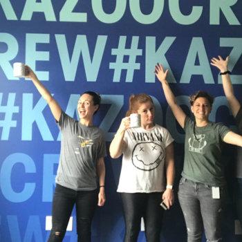 Kazoo - Company Photo