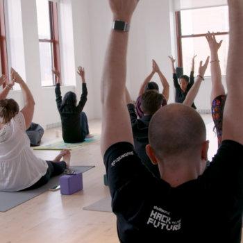 Shutterstock - yoga