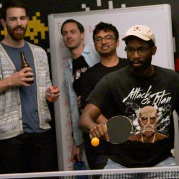 Shutterstock - Ping Pong