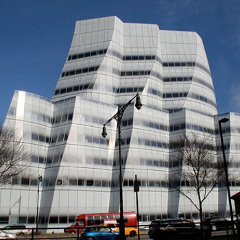 The Daily Beast - IAC Building, 18th & West Side Highway