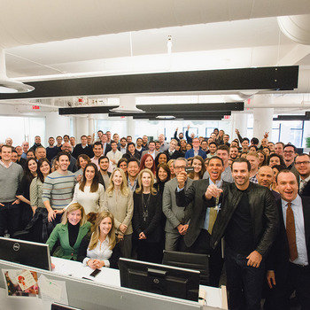 Compass - We're a fast-growing team of fun, creative, hard-working, passionate people who are looking to work with like-minded innovators.  We believe our people are our greatest asset and view each team member as an integral part of the Compass family.
