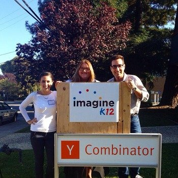 Educents, Inc - We were in the Imagine K12 Accelerator (YC Partner)