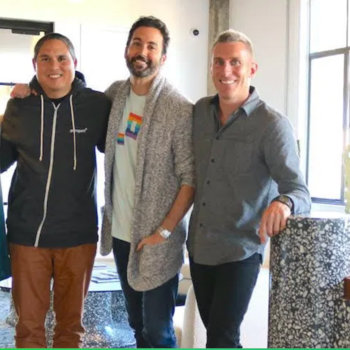 GumGum - Our Chief People Officer, CTO, CEO, and Chief Growth Officer in our Santa Monica office.