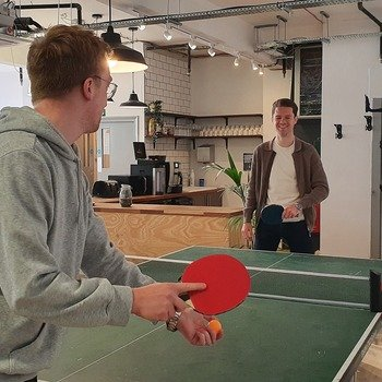 Yieldify - We have some pretty talented Ping Pongers! It can get quite competitive...