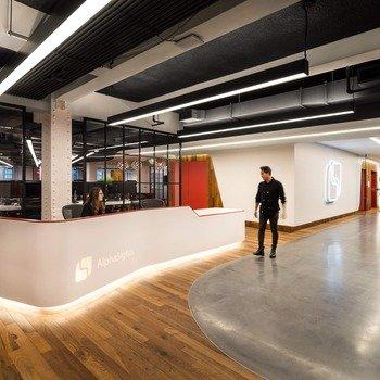Alphasights Inc. - Reception Area